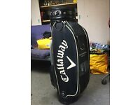 William Hunt (Trilby tour) Callaway Golf bag EXCLUSIVE