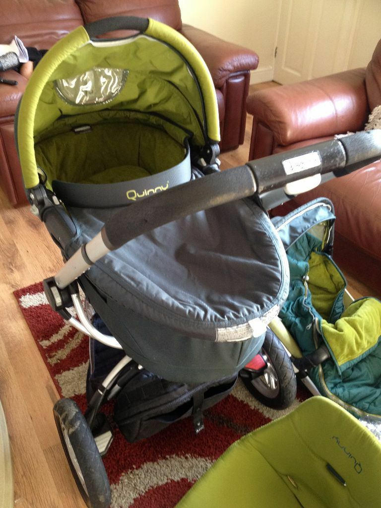Pram Pushchair Travel System Cosytoes Rain Cover Quinny