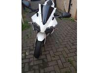 Yamaha R125 BIG SPEC