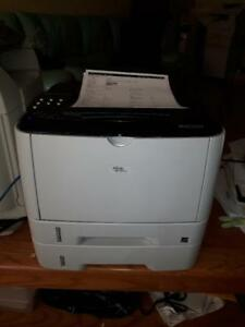 Ricoh SP 3510DN Solo Laser Printer