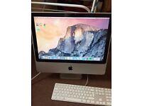 "Apple iMac Computer - 2008 20"" iMac - Working condition!"