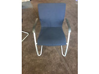 Conference Chairs Stackable / Office Chairs X 50