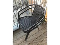 Balcony/Patio Bistro Chairs