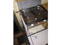 Caravan cooker and sink for sale