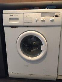 Bosch Washing Machines x2 (priced each)