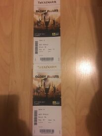 Aviva rugby final tickets