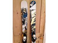 Apo Freestyle Skis 166cm