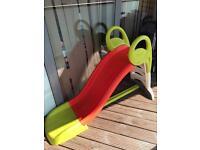 smoby ks medium water slide
