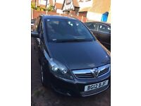 Vauxhall Zafira 1.7 CDTI/2012/Full Service History/10 Months MOT