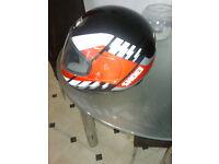 shoei helmet cum wiv the shoei helmet bag