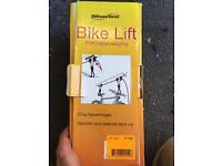 New Bike lift storage device