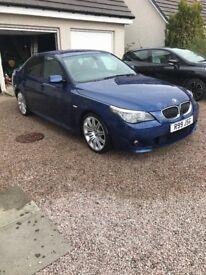 BMW 525D M Sport Business Edition 2009 (59) £9600 O.N.O