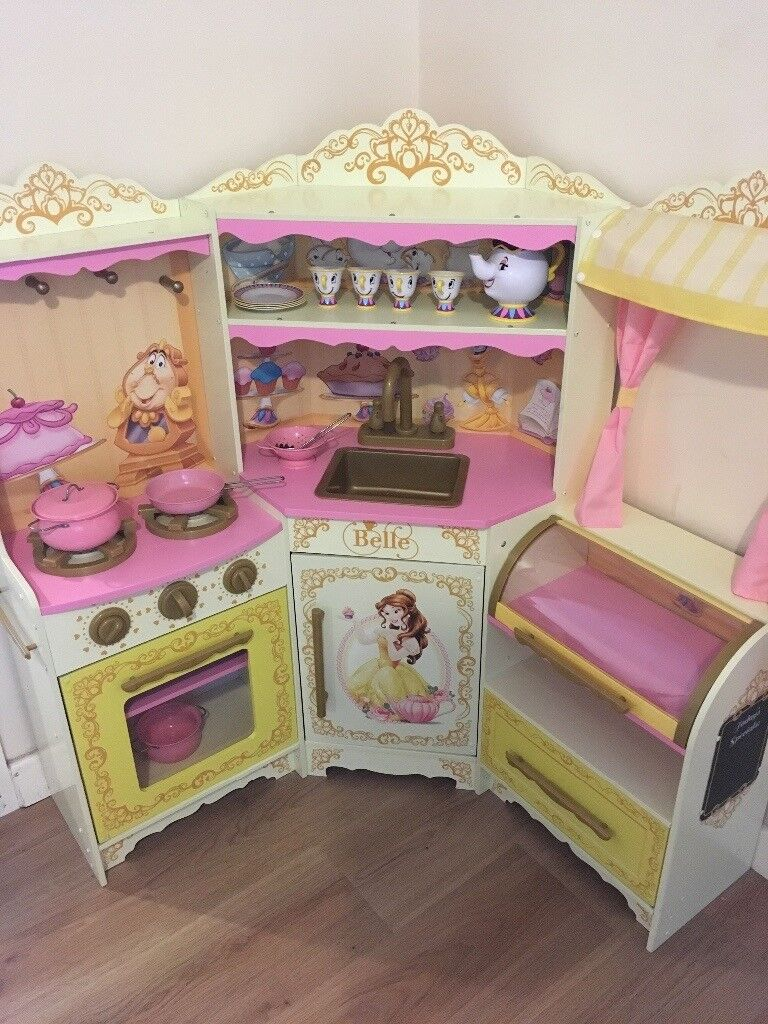 Kidkraft Wooden Belle Pastry Kitchen In Sunderland Tyne And Wear Gumtree