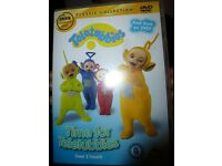 Time for Teletubbies DVD - 120 mins +