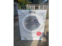 NEW NOT USED Integrated Washer Dryer, 8kg Wash/5kg Dry - with 1 year left on guarantee (Hoover)