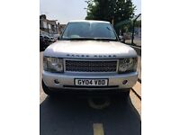 RANGE ROVER VOGUE TD6 DIESEL AUTO LONG MOT MARCH 2018