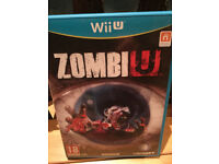 ZombieU Wii U Game, excellent condition.