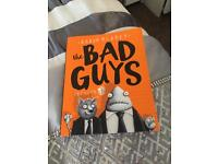 BRAND NEW BAD GUYS CHILDRENS BOOK RRP £5.99 can deliver local
