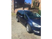Ford Galaxy Zetec, Power-shift, Automatic, 7 Seaters