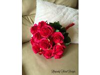 Rhapsody Floral Design Florist for Wedding Flowers, Bouquets, Buttonholes, Corsages, Hand tieds