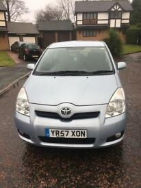 Toyota Corolla verso vvti 1.8 drives really good bodywork in good condition reliable family car