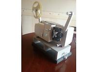 Super 8 Film Projector.