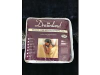 Dreamland Heated over blanket brand new
