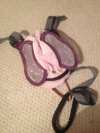 Littlelife butterfly bag and reins