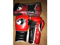Original Grant Boxing Gloves for sale.