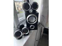Sony 5.1 surround speakers