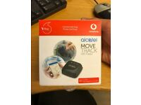 Vodafone V-Bag Movetrack GPS bag tracker (unopened)