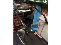Carl Lewis running machine good condition