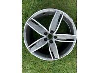 Audi s3 alloy wheel
