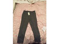 Brand new trousers with tags