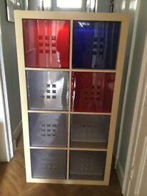 IKEA Expedit/Kallax shelf unit with drawers