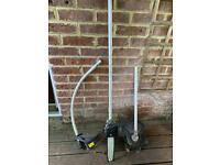 Strummer attachments -for grass, chainsaw and medal blade
