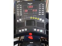 Reebok Treadmill excellent condition absolute bargain