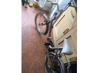 Vintage BSA Fold Up Bike