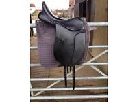 Anky Salinero Medium Dressage Saddle