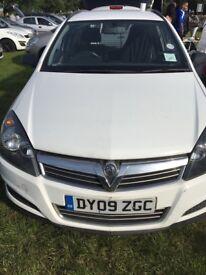 2009 Vauxhall astravan 1.7 cdti Sportive