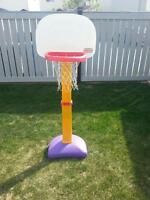 little tikes basket ball net