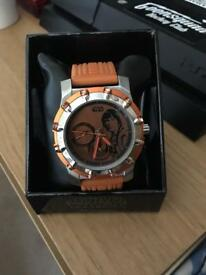 Luke Skywalker Accutime Limited Edition Star Wars Watch