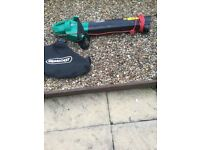 Qaulicast Leaf blower/vacumn