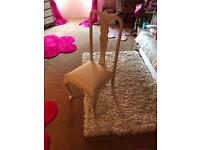 Vintage chairs x 6
