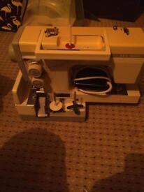 Combi DX Model 502 Sewing Machine