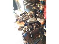 Callaway Taylor made powakaddy golf set