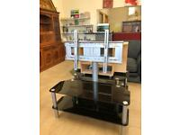Floating tv stand 50""