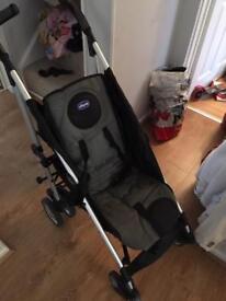 Chicco liteway stroller/buggy