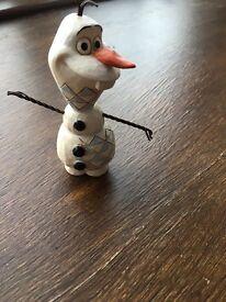 Disney showcase Olaf