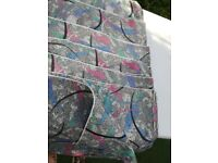 Set of 6 new caravan awning, large tent curtains £15